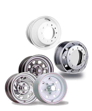 Truck and Trailer Wheels
