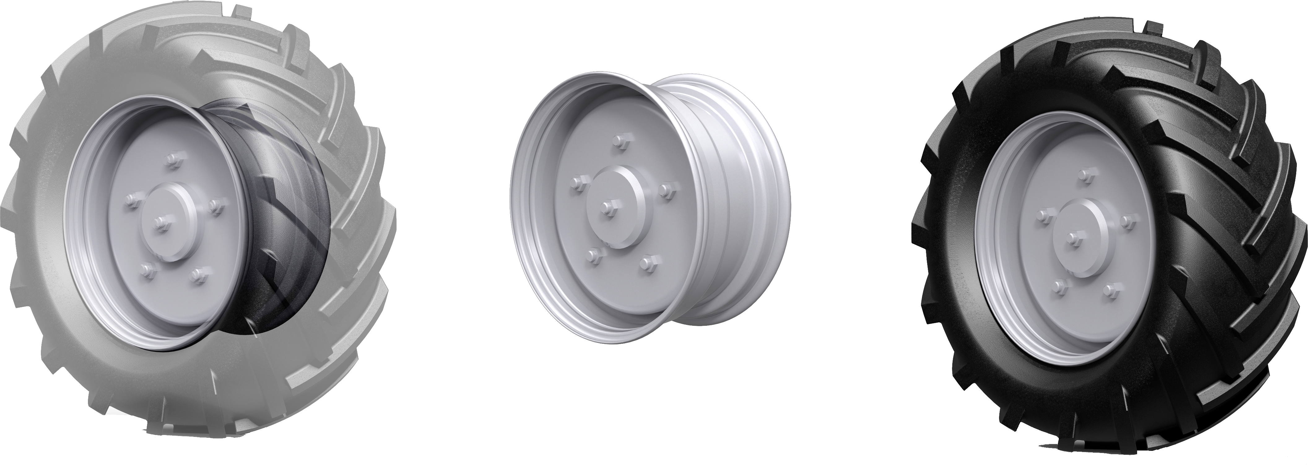 wsd inc tire and wheel assembly